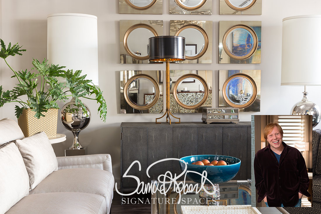 Sam Ciardi - Founder and Owner of Samuel Robert Signature Spaces