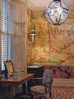 Image for Savonnerie Rugs Add Glamour to 12 Downton Abbey Style Interiors