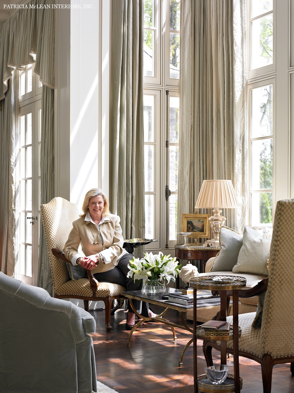 Asmara Designer Rugs Interview with Patricia McLean - Interior Designer