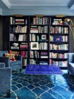 Image for Architectural Digest May 2016: 8 Best Rooms with Designer Rugs
