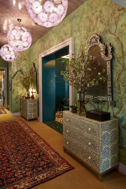 Kips Bay Decorator Show House - Hallway - Kati Curtis