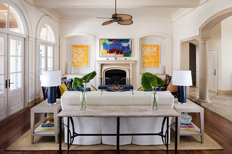 Asmara Designer Rugs Interview with Gil Walsh – North Palm Beach Residence