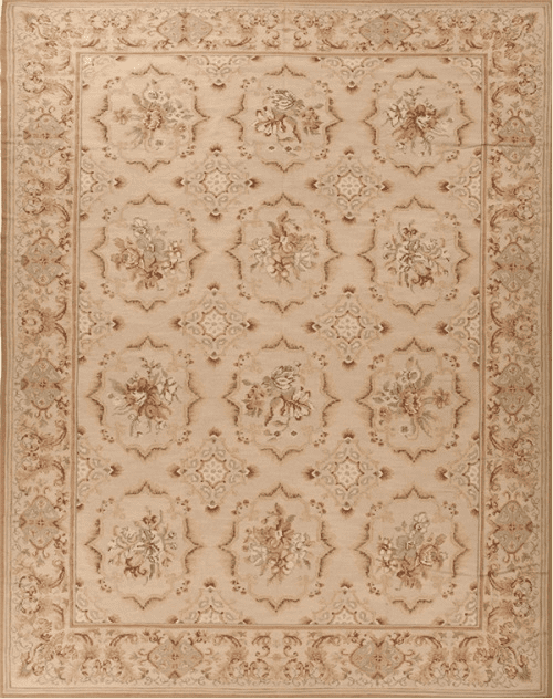 The Asmara Bessarabian C rug is handmade in fine wool.
