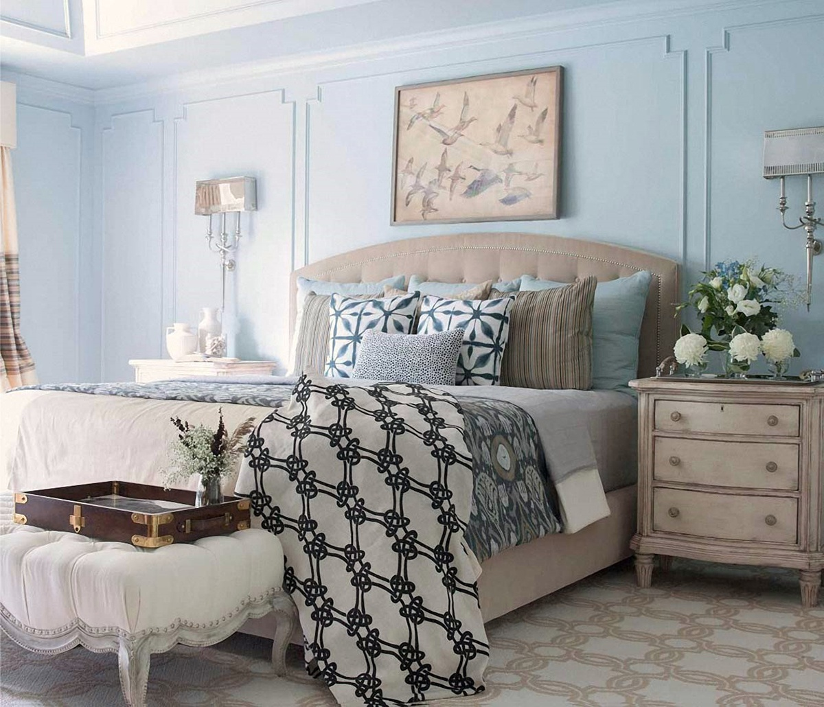 Asmara Designer Rugs Interview Corey Damen Jenkins - Bed Room