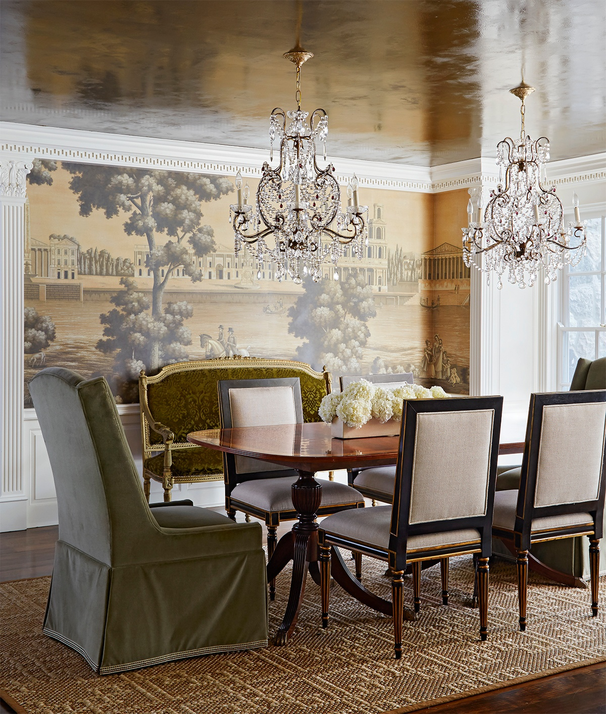 Asmara Designer Rugs Interview Corey Damen Jenkins - Dining Room