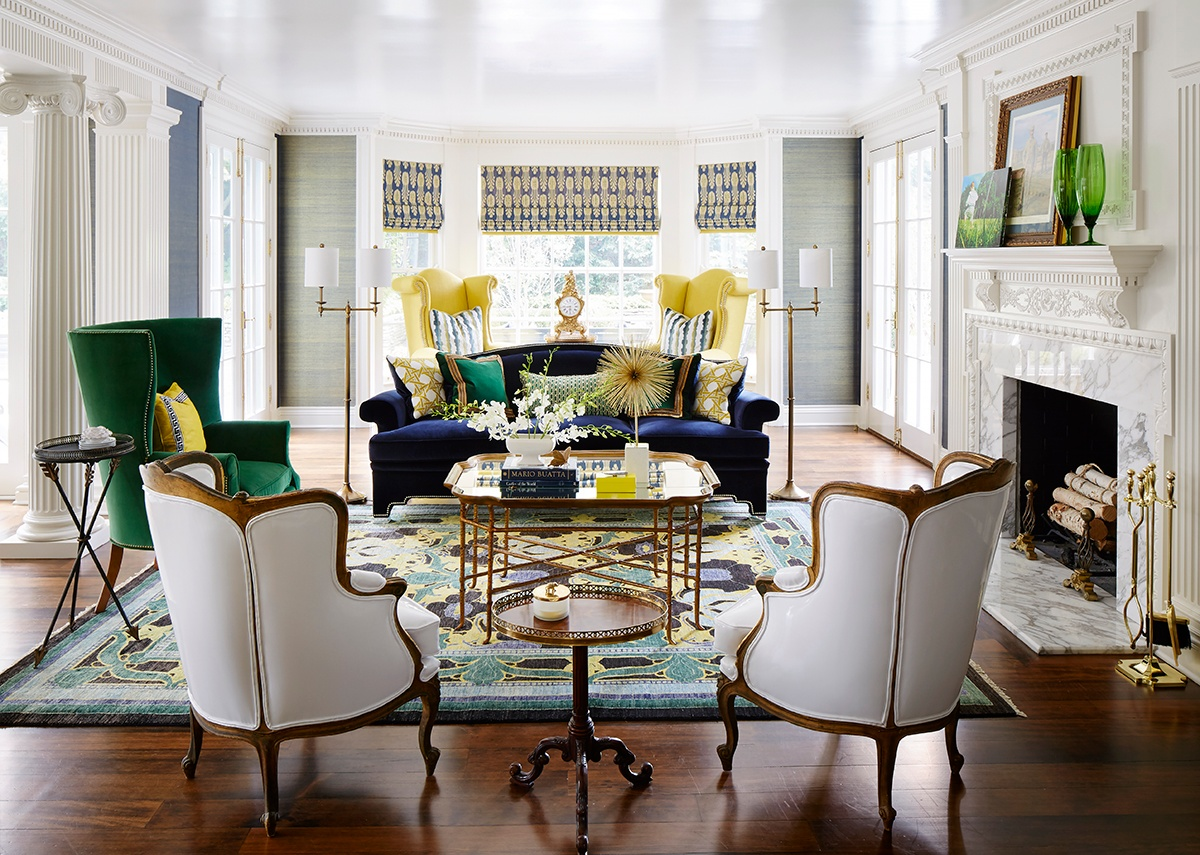 Asmara Designer Rugs Interview Corey Damen Jenkins - Living Room