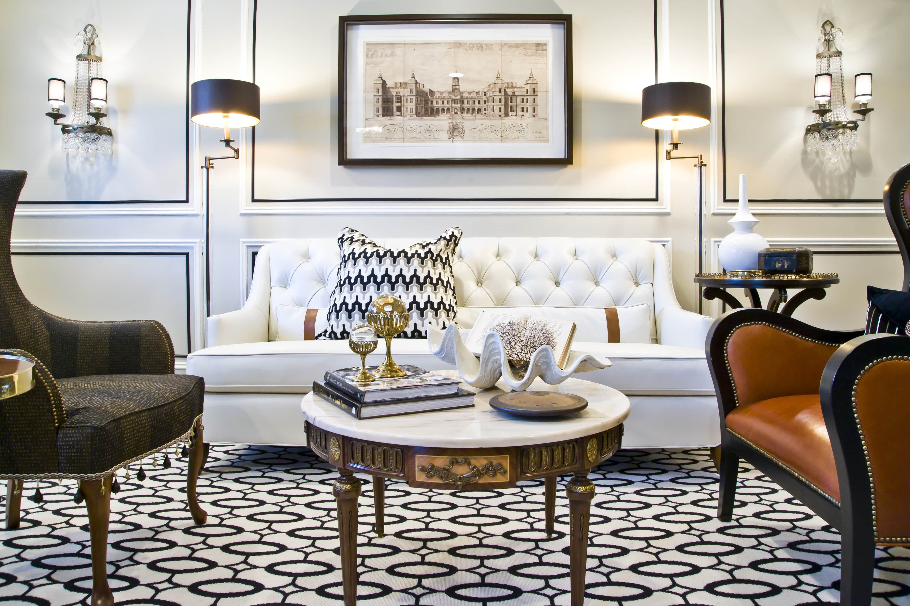 Asmara Designer Rugs Interview Corey Damen Jenkins - Seating Area
