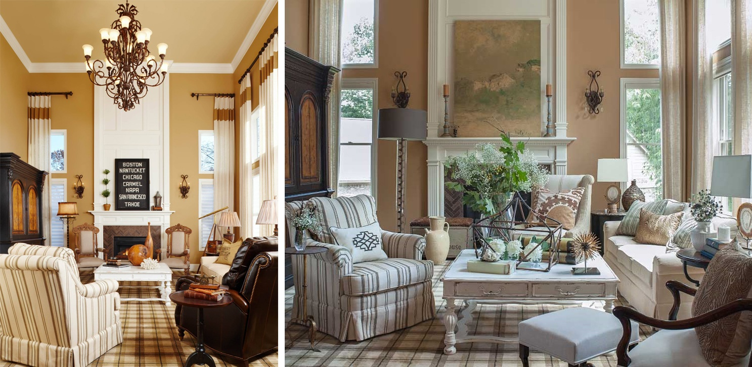 Asmara Designer Rugs Interview Corey Damen Jenkins - Traditional Living Room
