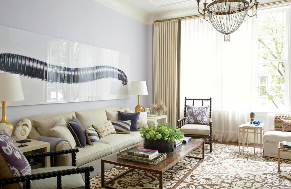Asmara Designer Rugs Interview with Timothy Whealon - Carnegie Hill Townhouse