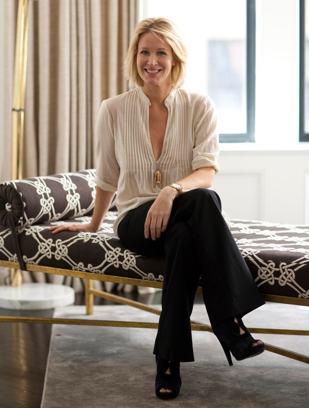Christina Murphy featured in Asmara Interview with the designer