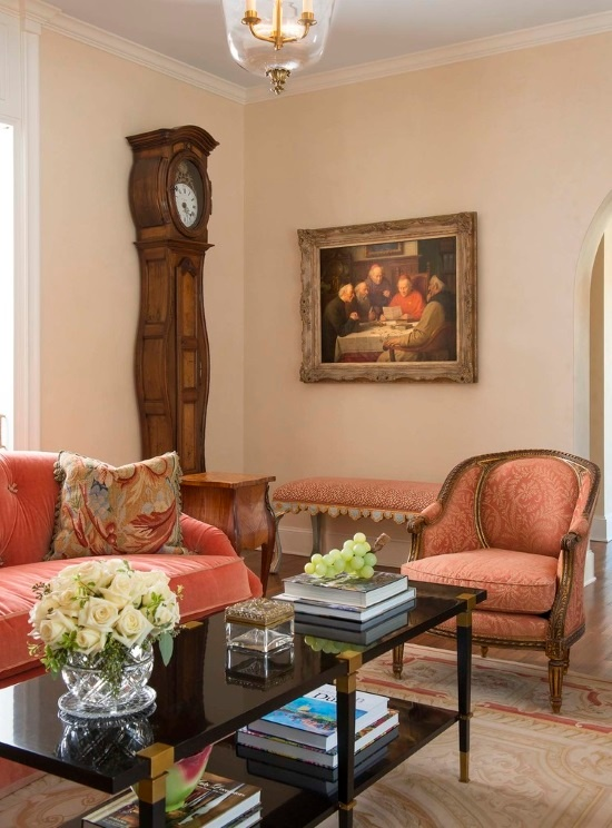 My Clients Want Traditional Not Restoration Hardware