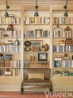 Image for Veranda's 8 Most Pinned Libraries with Designer Rugs in 2016