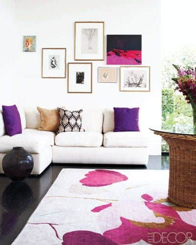 contemporary-rug-Megan-Mullally-and-Nick-Offerman's-house-in-Hollywood-designed-by-Ames-Ingham-elle-decor.jpg