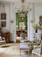 Image for 9 Over-the-Top Luxurious Rooms with Blue Aubusson Rugs