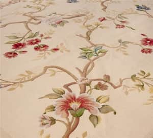 floral-oriental-rug-blue-red-green-and-cream-floral-rug-Branches-7172E