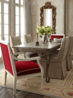 Image for Aubusson Rugs Enrich 17 Living and Dining Rooms, Bedrooms & Libraries